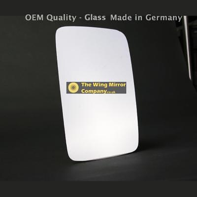 Left Side Covex Wing Mirror Glass For Mercedes Commercial Sprinter  Fits To Reg