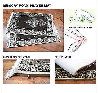 Islamic Prayer Mat (Padded)