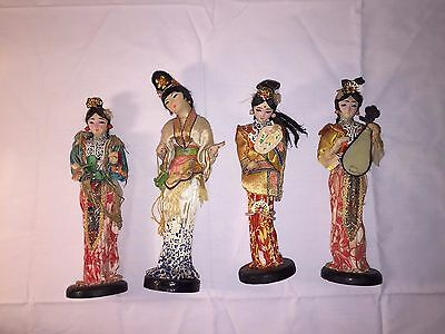 Antique Collectable Handmade Chinese Dolls