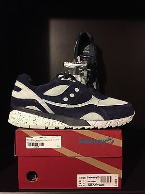 b1b78f6279 Bait x Saucony Shadow 6000 - Cruel World 5 - New World Water - Size 11