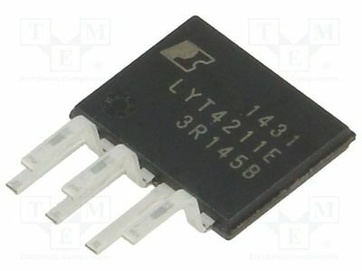 1 St. Driver; LED Controller; 1,37A; Kanäle:1; 85÷132V; 12W; eSIP-7C