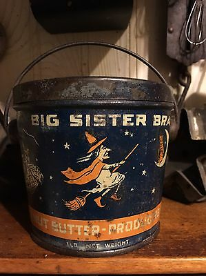 Big Sister Brand Peanut Butter 1# Size