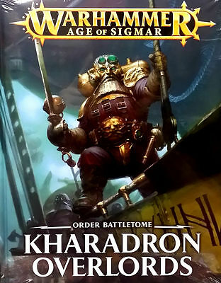 Order Battletome: Kharadron Overlords (Hardcover) GWS 818851