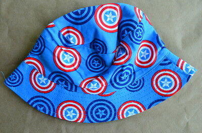 MARVEL AVENGERS KIDS Bucket Hat - New with tags 8be12758985