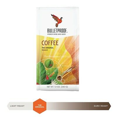 Bulletproof® Coffee -The Original (Ground) 340g