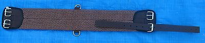 "Anti-gall Webbing Campdraft Girth 30"" Brown"