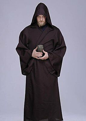 Adult Mens Gothic Monk Robe