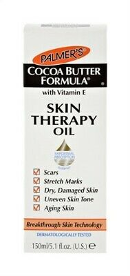 Palmer's Cocoa Butter Formula Skin Therapy Oil with Vitamin E 5.1 OZ (Pack Of 3)