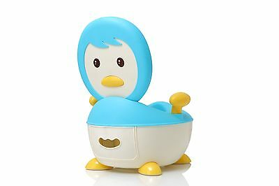 Wholesale Baby/Toddler Penguin Potty Training Chair by duqqy (Blue) x 70