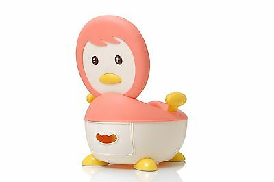 Wholesale Baby/Toddler Penguin Potty Training Chair by duqqy (Pink) x 70