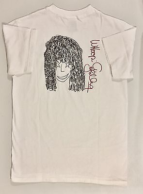 Planet Hollywood Whoopie Goldberg Celebrity Edition T Shirt Medium