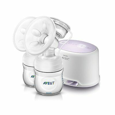 Philips AVENT Comfort Electric Twin Breast Pump - Brand New - Lowest Price