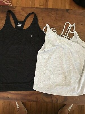 Lot Of Two Old Navy Workout Tanks