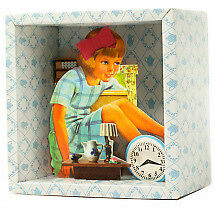 NEW Alice in 3D Story Box by Tiphaine Verdier Mangan from Purple Turtle Toys