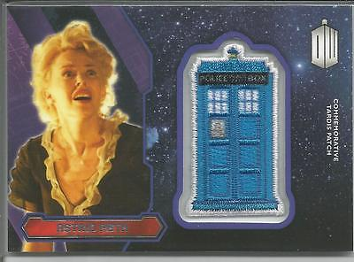 Doctor Who 2015 Topps Astrid Peth Tardis Patch Card FREE S/H