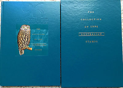 1996 Australia Post Deluxe Collection Yearbook Album with all stamps***