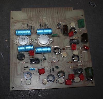 O'donnell Griffin Charger Ty480/24 Chloride Regulator
