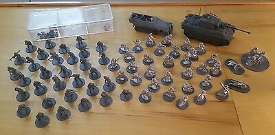 Bolt Action German/American Army Warlord Games