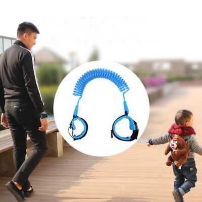 Protective Toddler Kids Wrist Link Strap Leash Safety Harnes Walking Hand Belt