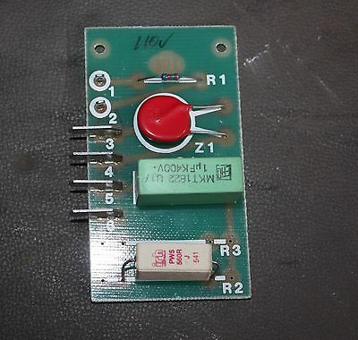 Nife 4111-52-00656-00 Filter Transient Suppressor Printed Circuit Board