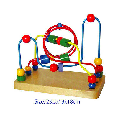 NEW Bead Maze - Small Learning  Educational Toy Kids Childrens Toys