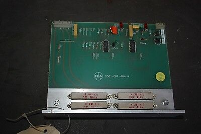 Abb Iea 2001-087-404 0093-605 Pcb  Power Supply Micro Drive Unit M7500