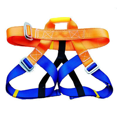 Climb Harness Seat Belts Safety for Rock Climbing Rappelling Equipment Speed Kit