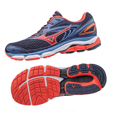 Mizuno Wave Inspire 13 2E (Wide) Men's Runnnig Shoes J1GC174559 A 17L