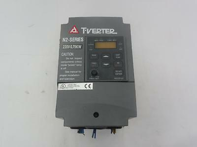 1pcs TAIAN N2-201-M 0.75KW 220V drive  tested