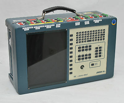 Astro-Med Dash 16U Data Acquisition Recorder Datenlogger #11