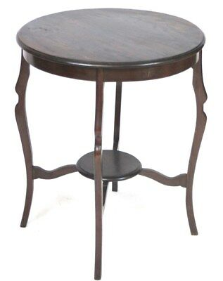 Antique Edwardian Rosewood Occasional Table - FREE Shipping [PL604]