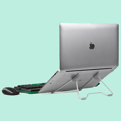 Flexible Aluminum Cooling Holder Stand Mount for iPad PC Tablet Laptop Notebook