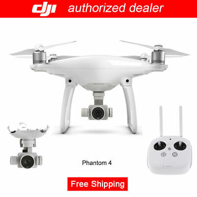 AU Stock!DJI Phantom 4 RC 4K Camera Drone with ActiveTrack + Aerial Photography