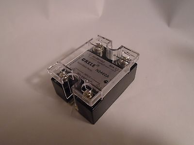 New Ckele N2460A Solid State Relay 280Vac 60A 250Vac