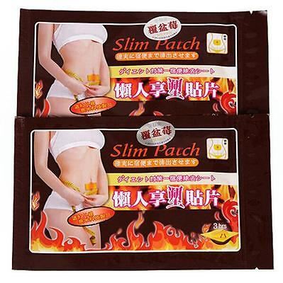 Fat Shapers Products Shapers Weight Loss 100 Pcs Burning Slimming Wraps
