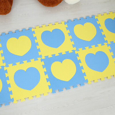 Soft baby games Children's Baby play Crawling Rugs Puzzle foam Mat 1 PC