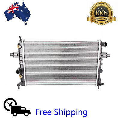 Radiator For Holden Astra TR TS GL GSi City CD CDX SXi SRi '98-'04 Auto/Manual