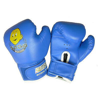 Cartoon Sparring Durable Boxing Gloves Child High Quality 1 PC Training Fists