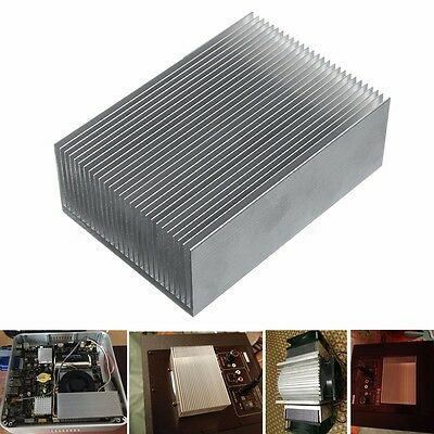 100x69x36mm Aluminum Kühlkörper Heatsink LED Transistor IC Modelle Power M