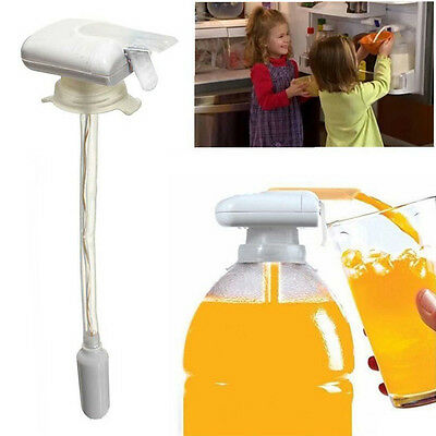 Portable Magic Tap Electric Automatic Water Juice drink Beverage Dispenser HOTFT