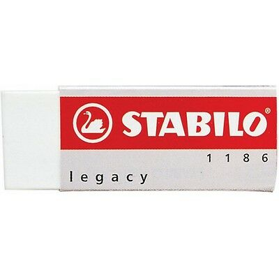 20 Gomme Stabilo Legacy Art. 1186 (Solo 0,63 € A Gomma A Casa Vostra)