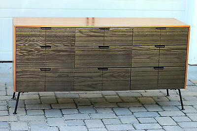 Mid-Century 9 Draw Dresser/Chest by RAYMOND LOEWY for Mengel All Original