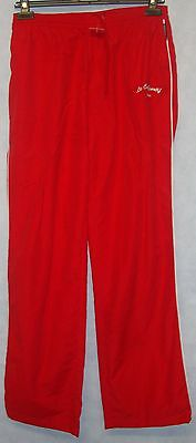 Le Cog Sportif Pant Brand New  Size X-Large girls # 3844 Red