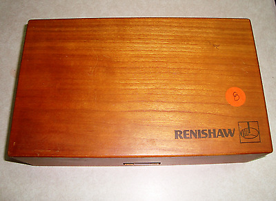 Renishaw Wooden Probe Case