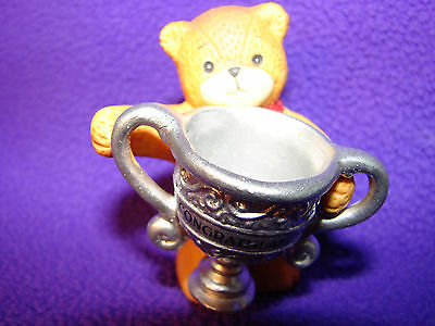 Lucy and Me Bear Loving Cup Congratulations