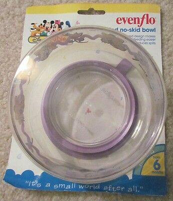 Disney's Gardening Minnie Mouse and Daisy Duck Decorated No Skid Bowl