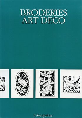 Art Deco Borders / Illustrated Book of Clip-Art Type Patterns