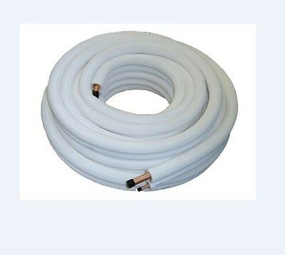 Air Conditioner Tube 1/4 3/8  Insulated Copper Pipe 5mtr  Air conditioning pipes