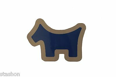 Cameron Scotty Dog 2014 PGA Championship release sticker Decal Rob Blue New
