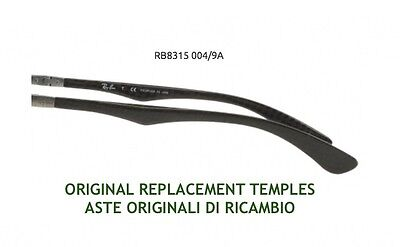 Ray Ban Rb 8315 Replacement Original Temples Ray Ban Rb 8315 Aste Di Ricambio